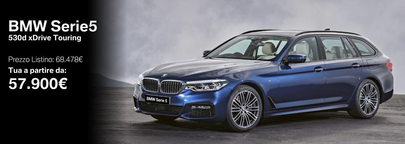 BMW Serie5 530 Touring