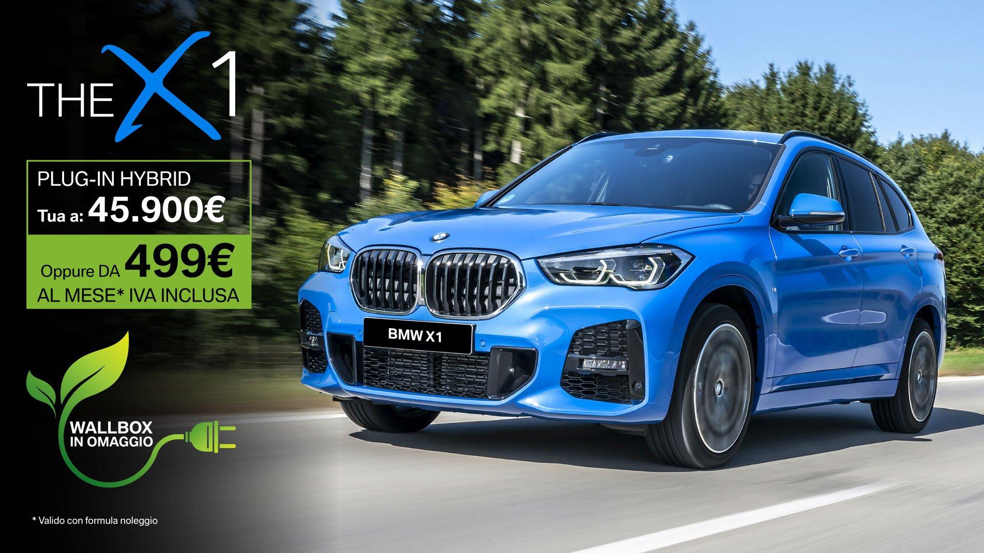 BMW X1 Plug in