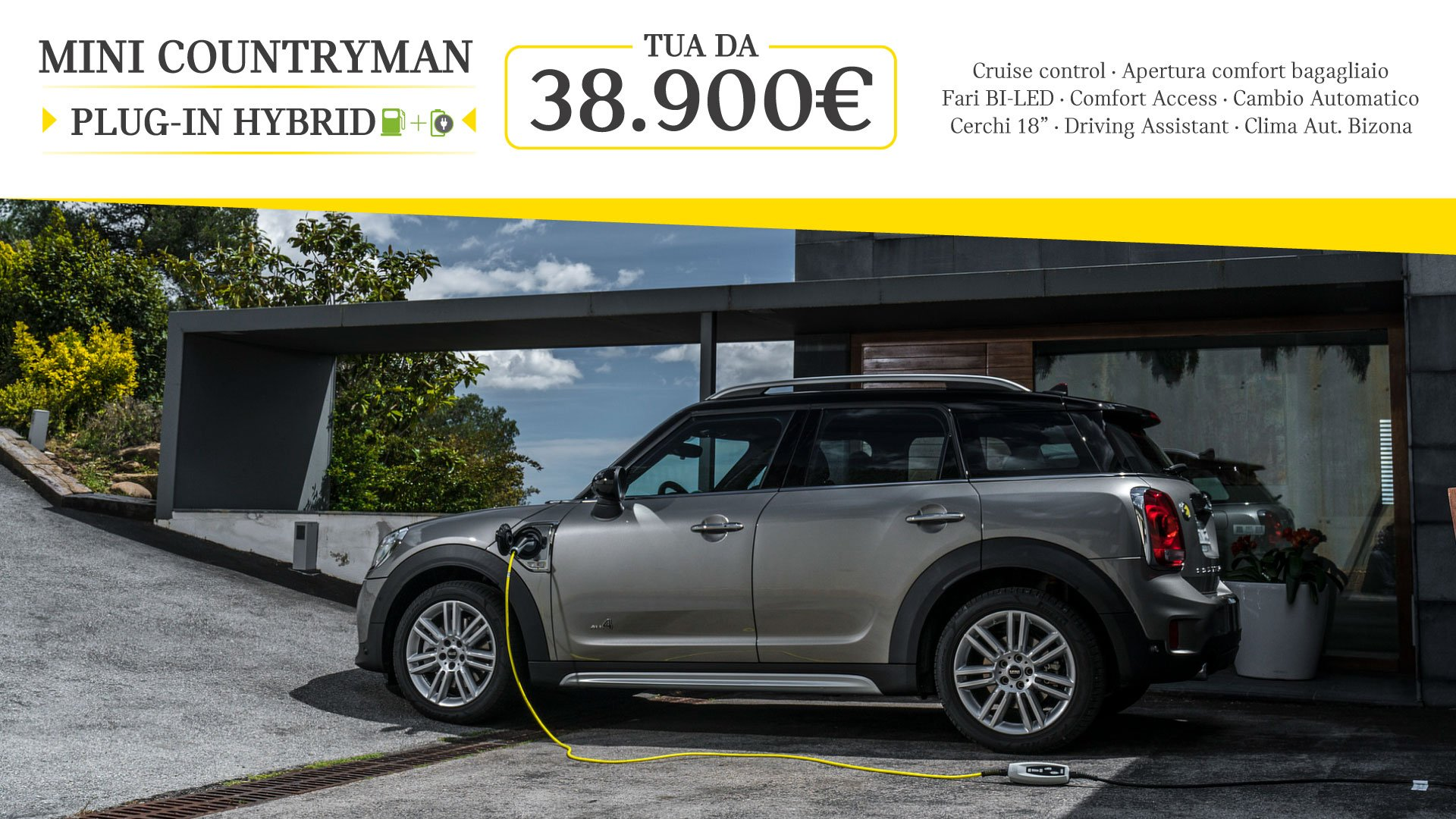 MINI Countryman SE