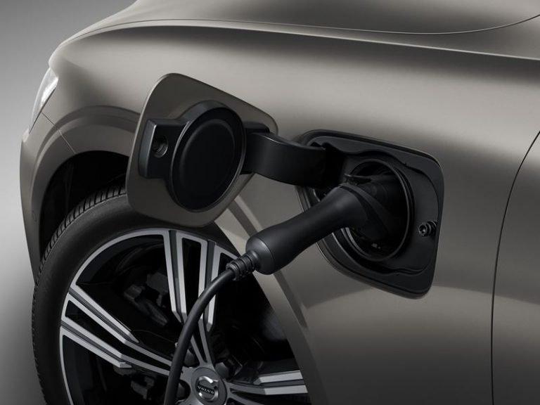 Volvo V60 Pluh-in Hybrid