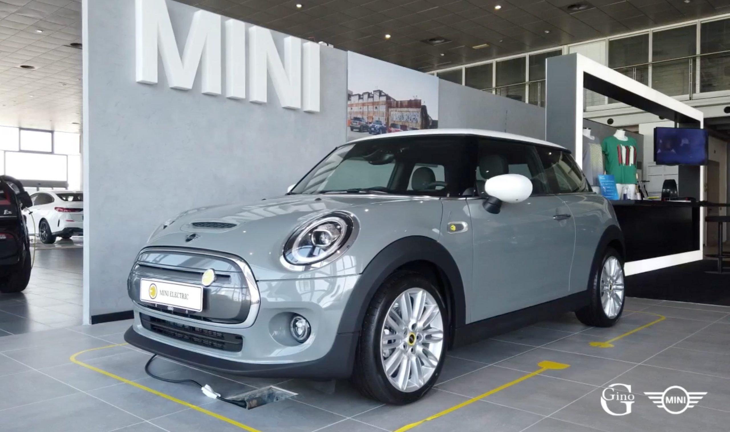 Q&A Nuova Mini Full Electric